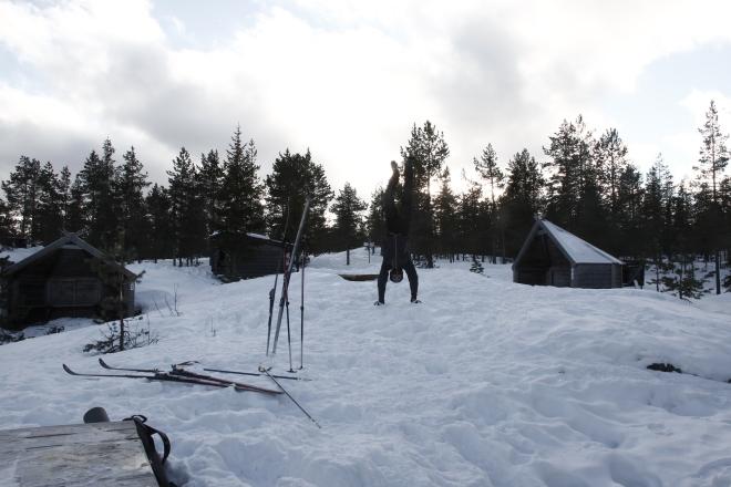 Petter på Tavelsjöberget