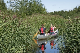 Vrak-paddling